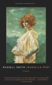 Muriella Pent (book cover)
