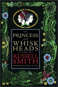 The Princess and the Whiskheads (book cover)
